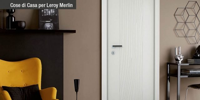 Porte interne cose di casa for Porte interne leroy merlin