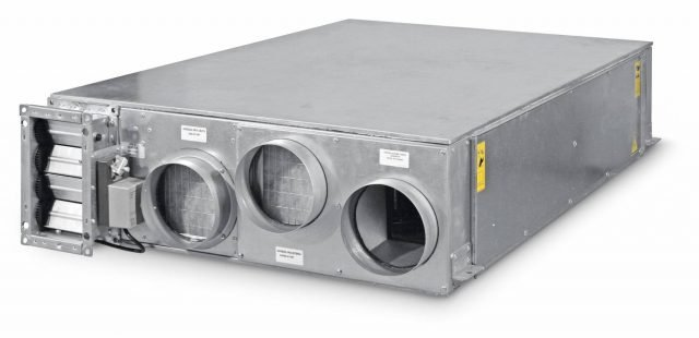 Qualit dell aria indoor migliorarla con il recuperatore - Scambiatore di aria ...