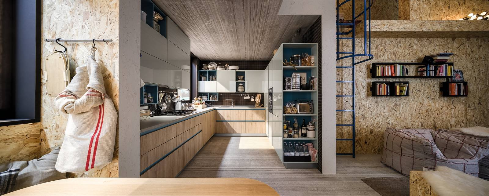 Stunning Cucine Ad U Ideas - Home Design Ideas 2017 - emilybennett.us
