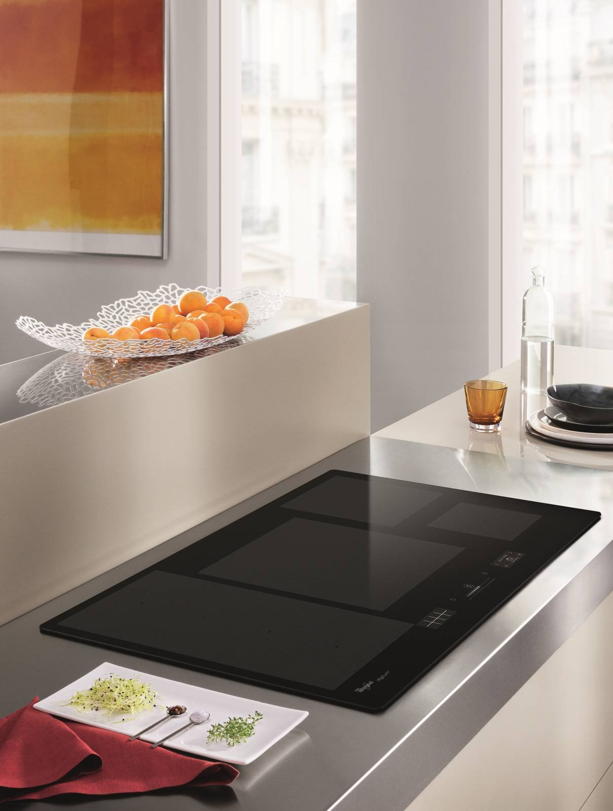 Piano cottura a induzione a gas o elettrico cose di casa for Cottura a induzione