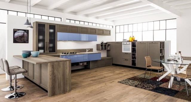 arrex Curry cucine a U