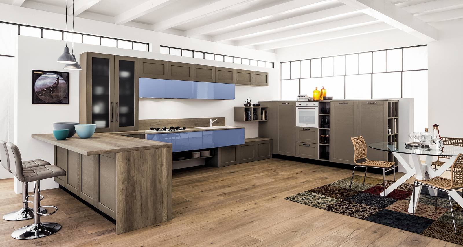 Cucine per ambienti piccoli idee per arredare un - Cucine per ambienti piccoli ...