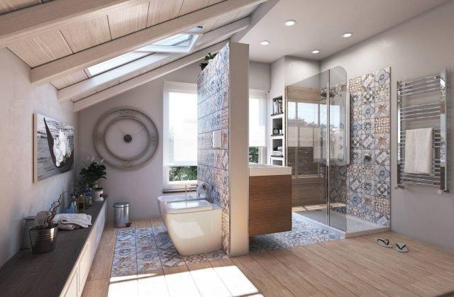 Ristrutturare il bagno in poco tempo cose di casa for Polistirolo estruso leroy merlin