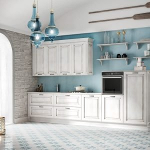Cucina laccato bianco - Cucine laccate bianche ...