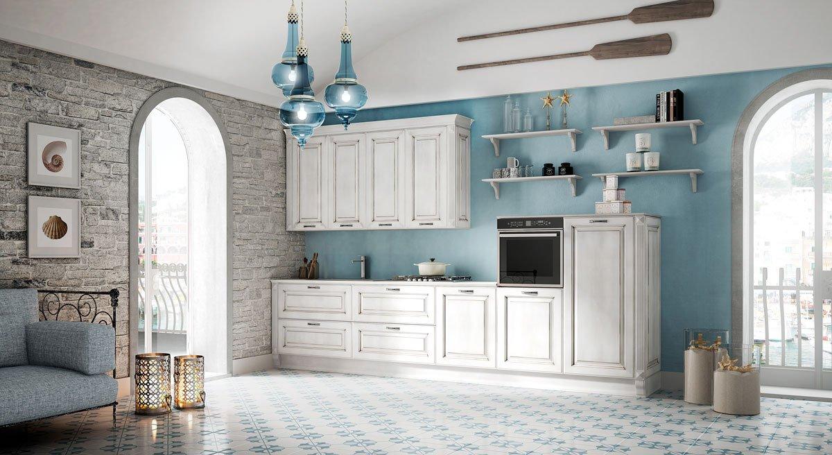 Cucine laccate bianche o colorate cose di casa - Cucine semeraro ...
