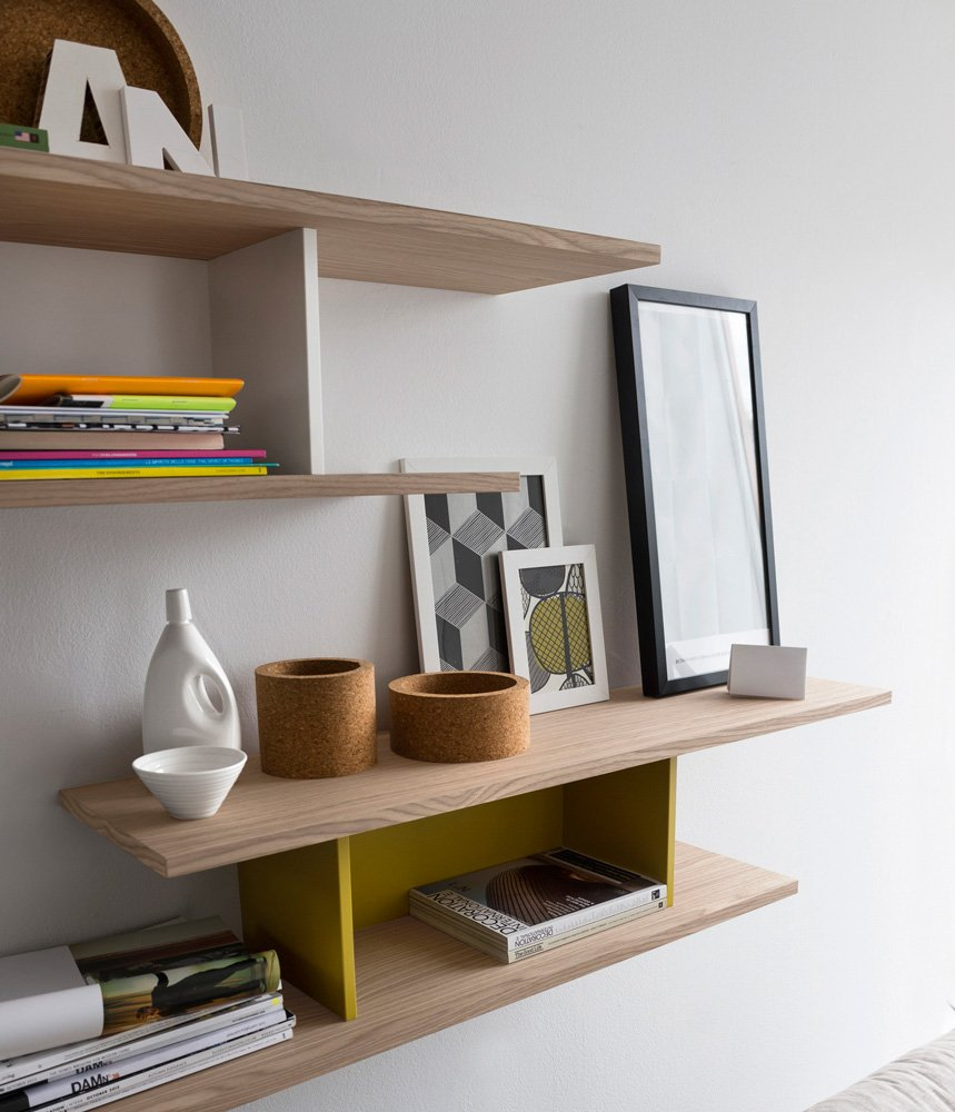 Arredare Mensole Soggiorno 14 idee per arredare il corridoio - cose di casa