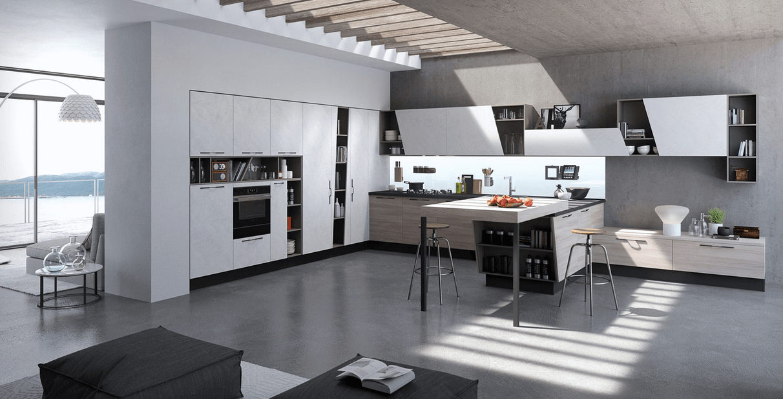 Cucine in laminato cose di casa - Cucine belle moderne ...