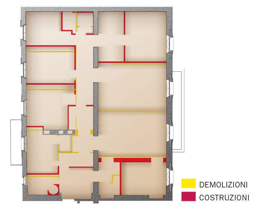 Demolizioni costruzioni cose di casa - Progetti e costruzioni porte ...