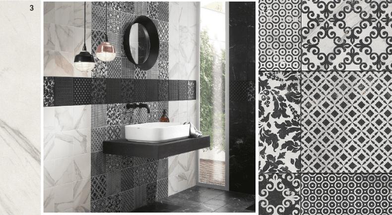 Piastrelle per il bagno: 25 soluzioni e oltre 75 abbinamenti cose