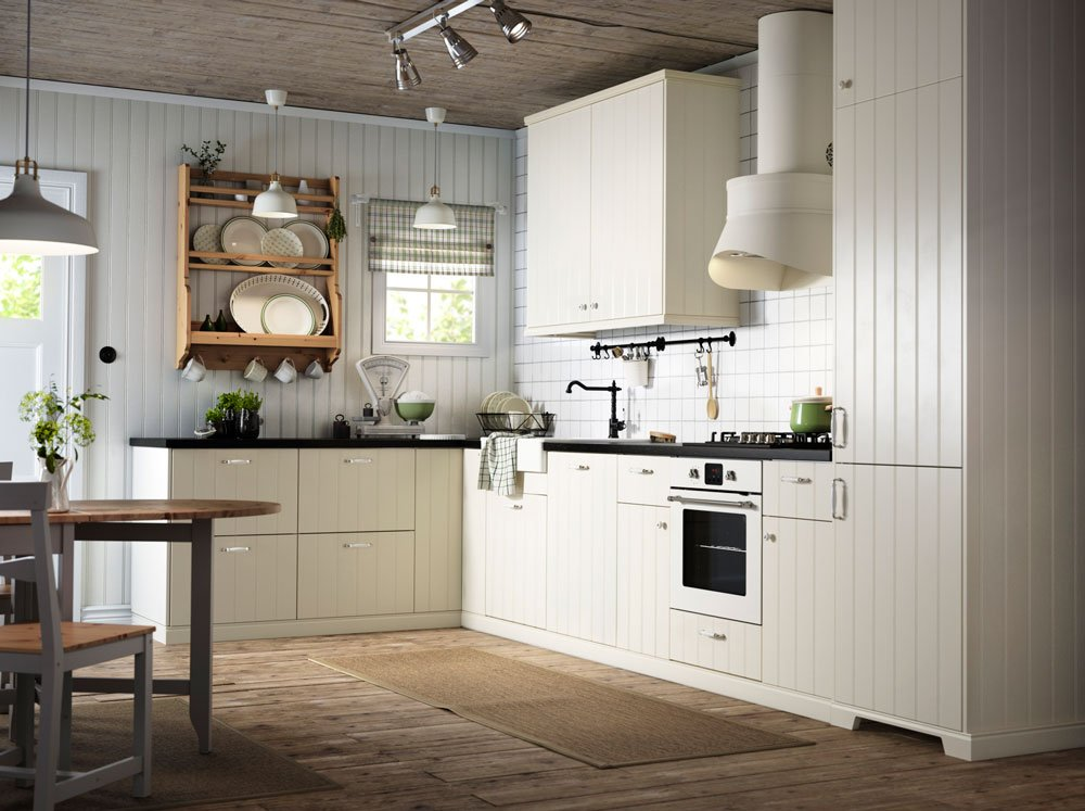 Cucine laccate bianche o colorate cose di casa - Immagini cucine ikea ...