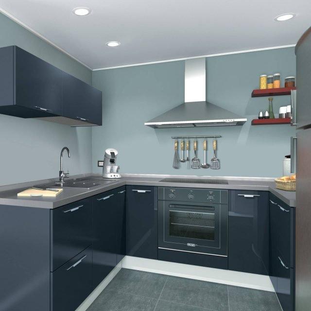 La cucina a u raccolta ergonomica funzionale cose di casa - Cucine leroy merlin 2017 ...