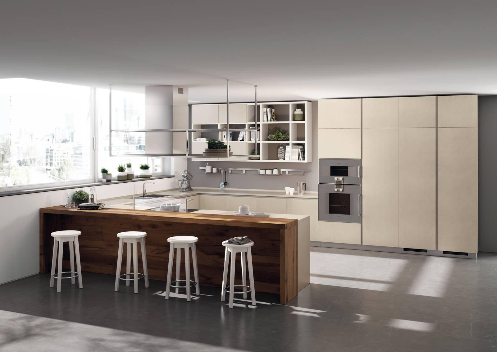 Cucine Ad U Moderne.La Cucina A U Raccolta Ergonomica Funzionale Cose Di Casa