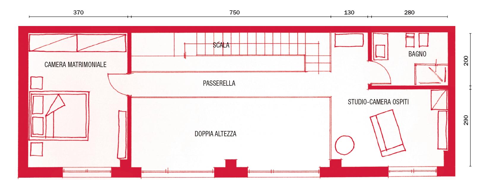 Loft: una casa sottotetto a doppia altezza - Cose di Casa