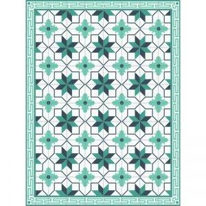 Tappeti in plastica decorativi impermeabili e lavabili in un attimo cose di casa - Tappeti anallergici ...