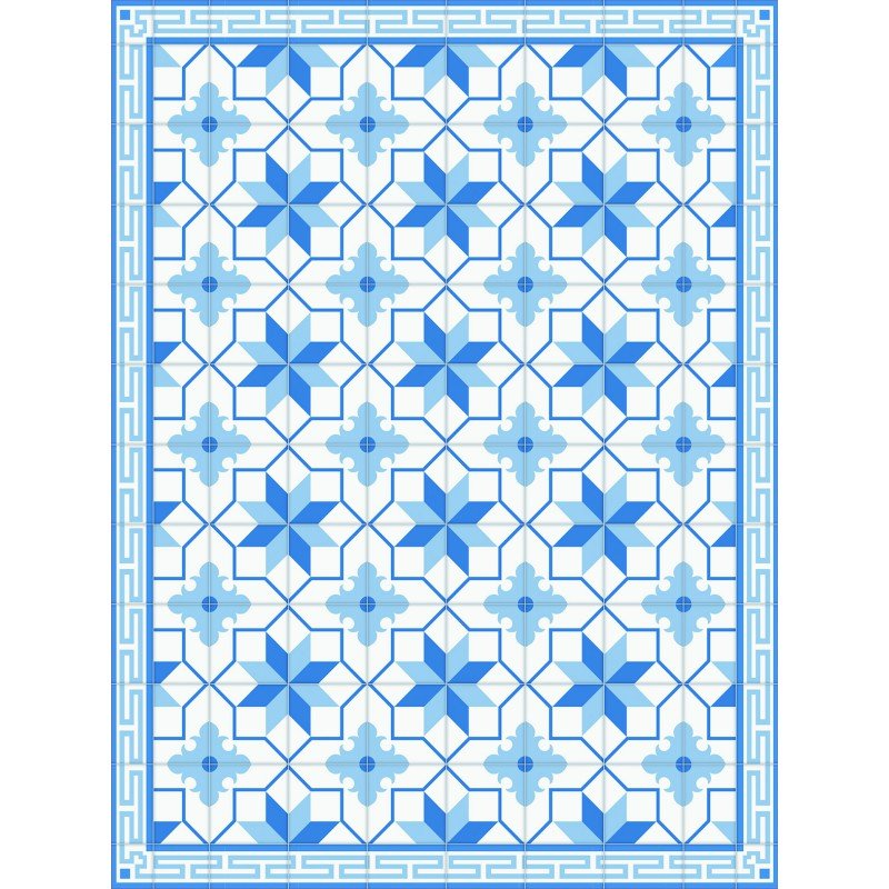 Tappeti in plastica decorativi impermeabili e lavabili - Tappeti immagini ...