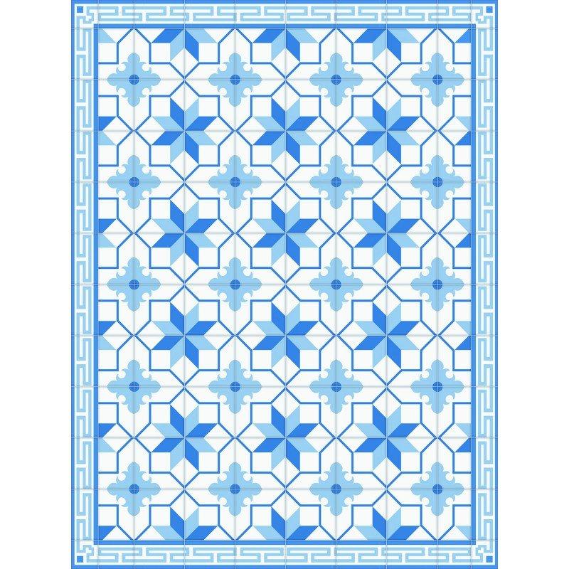Tappeti Plastica Svedesi : Tappeti in plastica decorativi impermeabili e lavabili