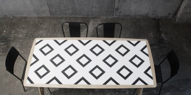 tavolo trasformista Mosaicool 2