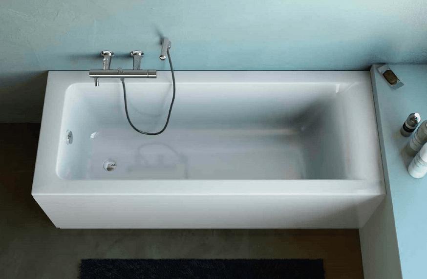 Vasche piccole dalle dimensioni compatte e svariate misure - Vasche da bagno angolari misure e prezzi ...