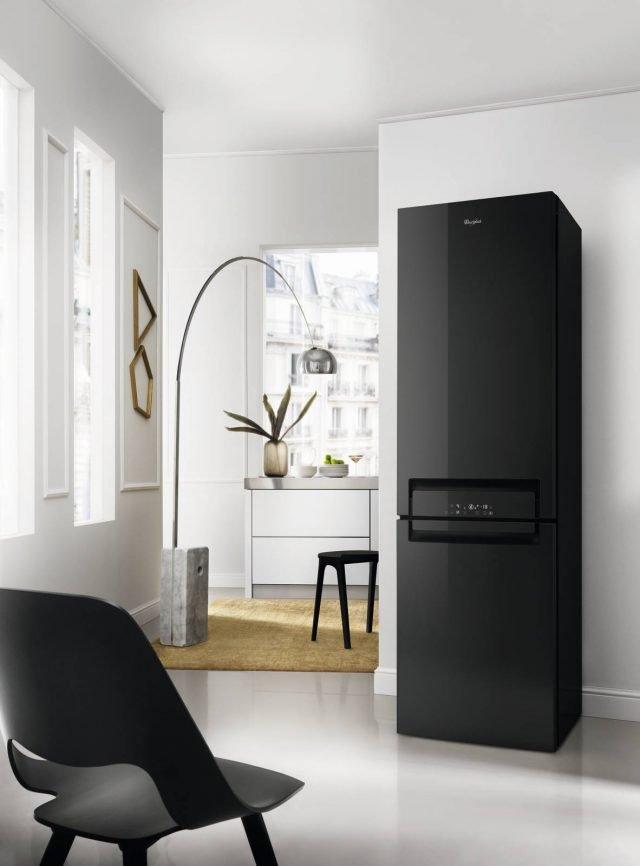 whirlpool Supreme Dual frigorifero combinato