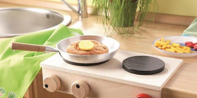 Cucine in miniatura per bambini per giocare a Masterchef