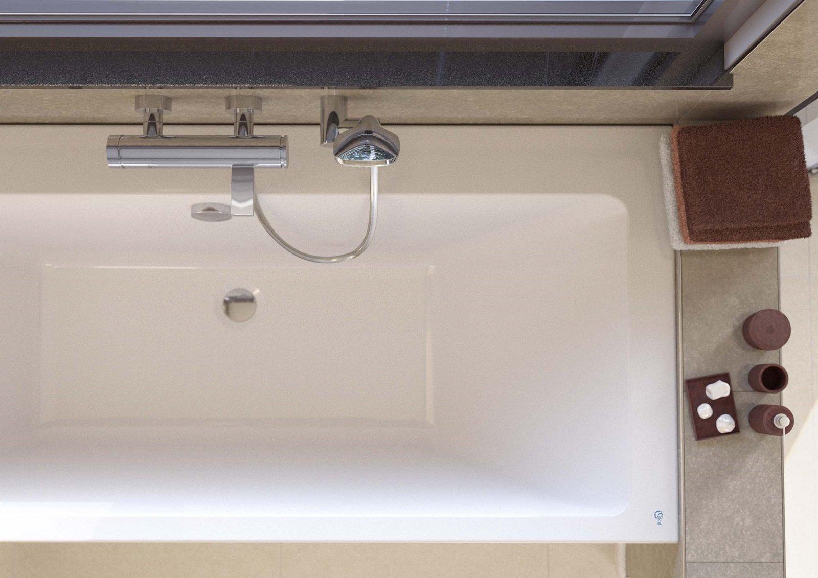 Vasche Da Bagno Incasso Ideal Standard : Da incasso o da libero posizionamento le vasche di misura standard