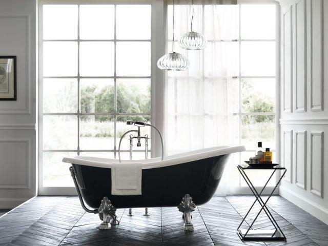 Da incasso o da libero posizionamento, le vasche di misura standard si presen...