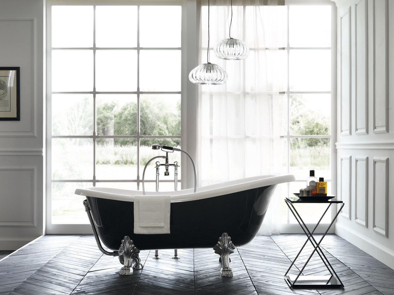 Vasca Da Bagno Incasso O Pannellata : Da incasso o da libero posizionamento le vasche di misura standard