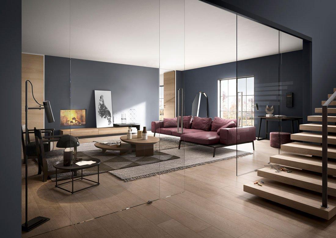 3 ferrerolegno fl scenario visio cose di casa - Finestre a soffitto ...