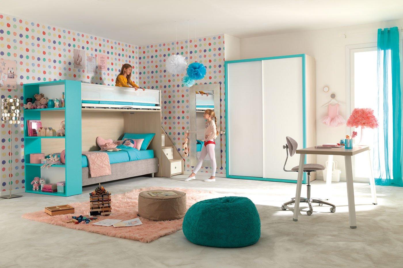 Camera ragazzi: scopri la qualità Moretti Compact - Cose di Casa