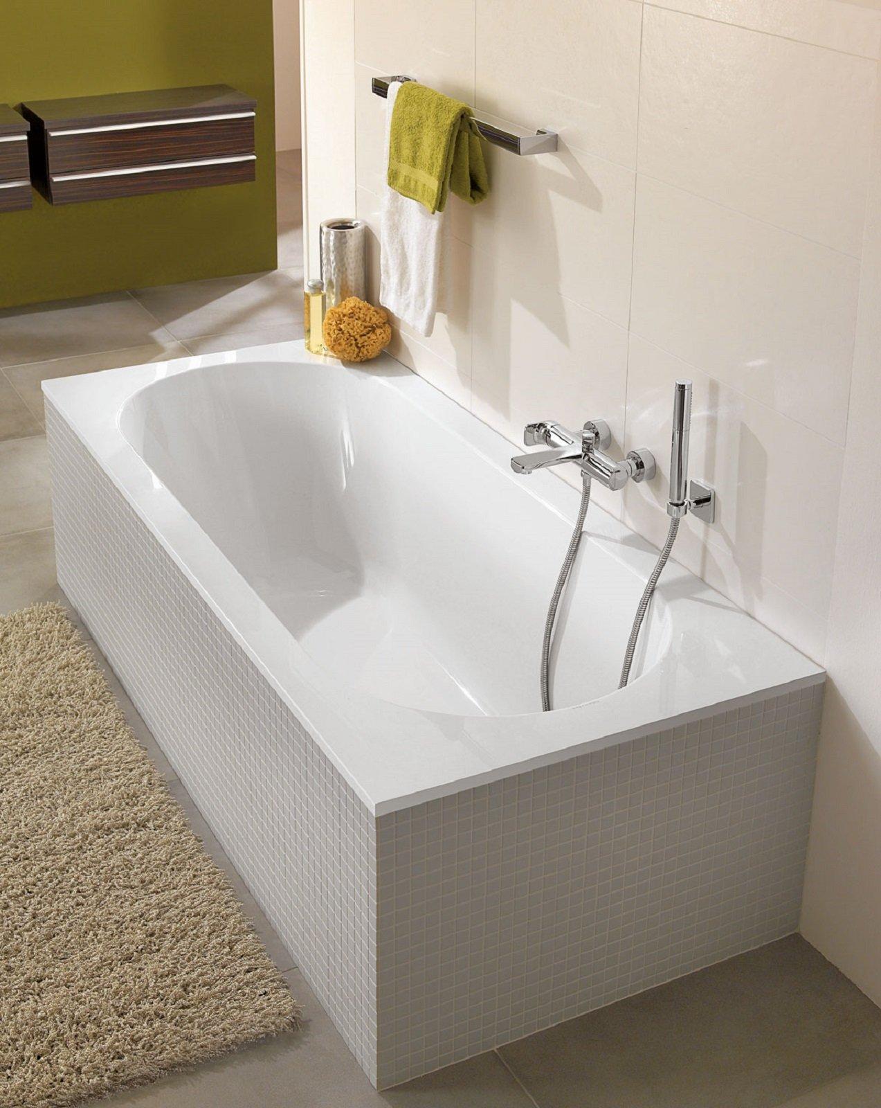 Da incasso o da libero posizionamento, le vasche di misura standard ...