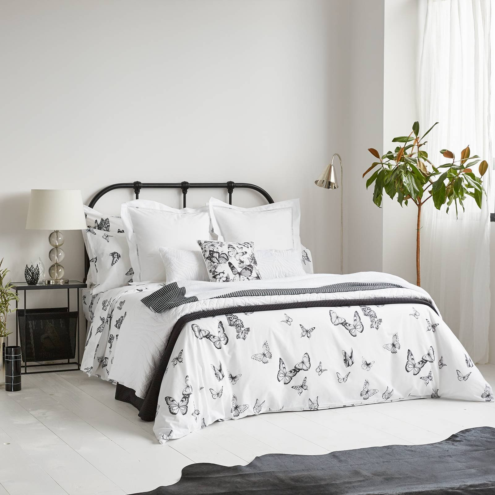 Zara Home Biancheria Da Letto.Lenzuola E Completi Per Il Letto Confortevoli Con Stile Cose Di Casa