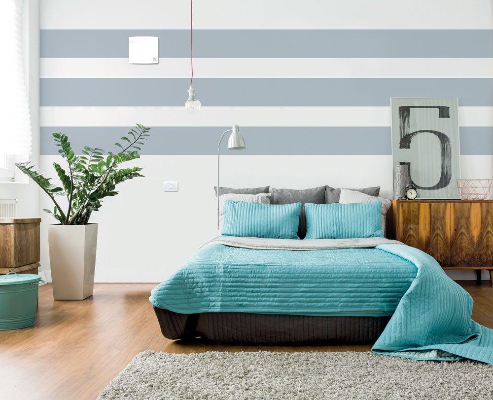 7 vortice ambientato camera da letto vort hrw 20 mono rc for 7 piani di casa di camera da letto