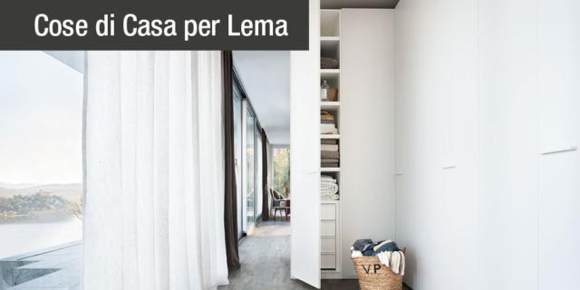 Armadi al Centimetro: il design e le soluzioni personalizzate Lema