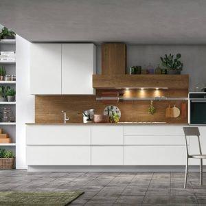 4 progetti cucina per 10 mq circa cose di casa for Cucina 9 mq quadrata