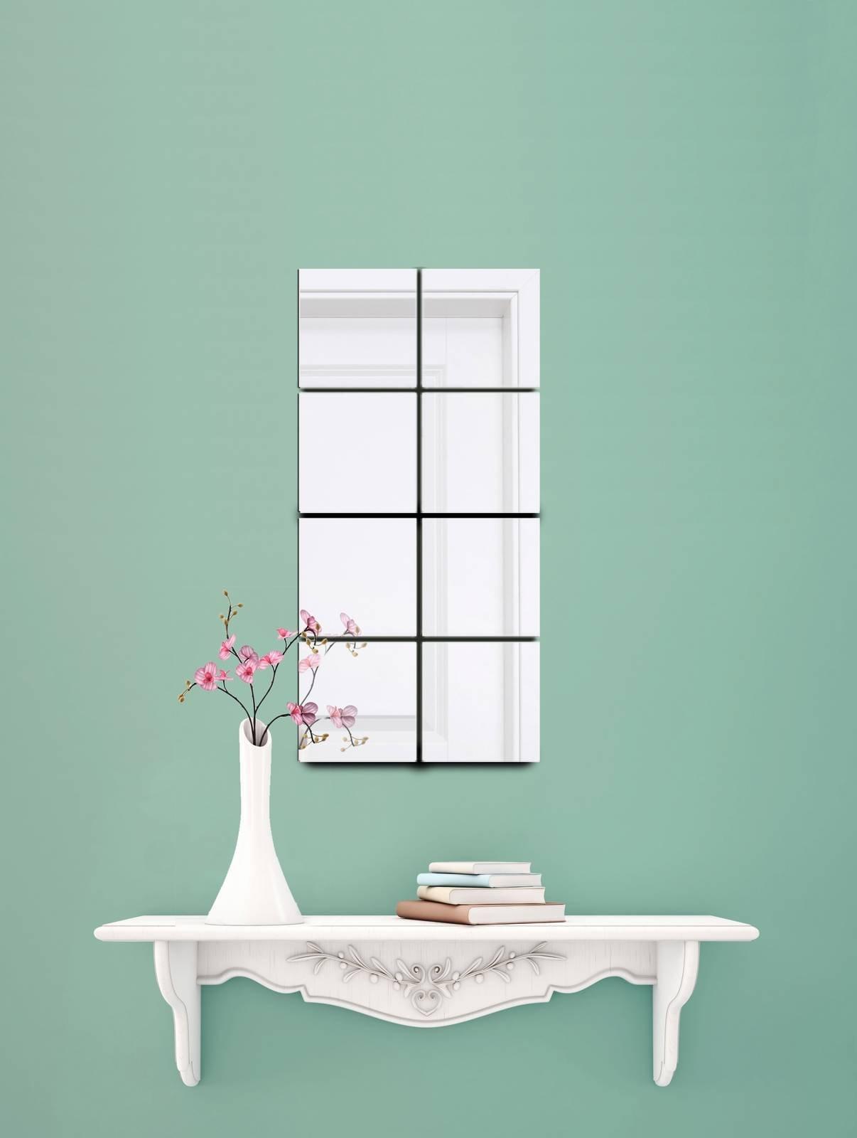Adesivi c per parete o pavimento 14 soluzioni per un for Ikea specchi adesivi