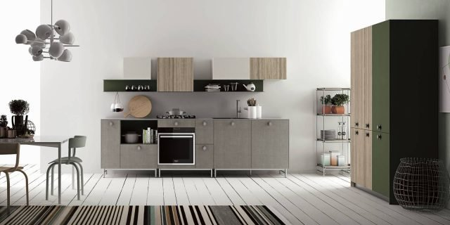 Mini cucina 5 soluzioni per la cucina piccola cose di casa for Cucine di marca