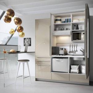 Mini cucina: 5 soluzioni per la cucina piccola - Cose di Casa