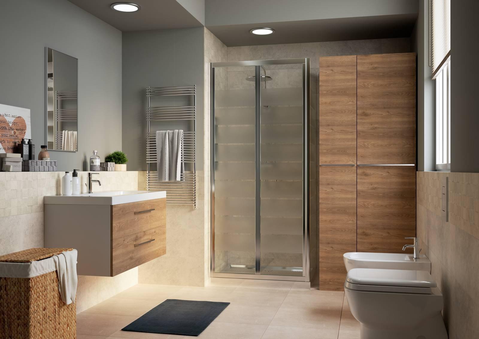 Bagni Con Doccia Foto : Da vasca a doccia: un bagno nuovo su misura cose di casa
