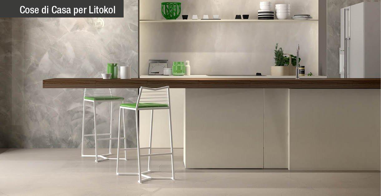 Rinnovare la cucina nuovo pavimento senza togliere le piastrelle