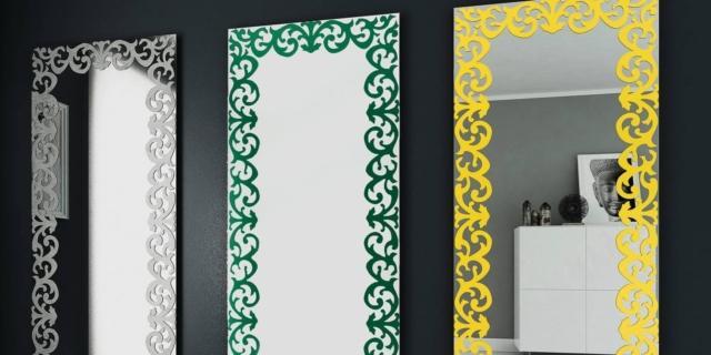 14 specchi di ogni forma, materiale e dimensione