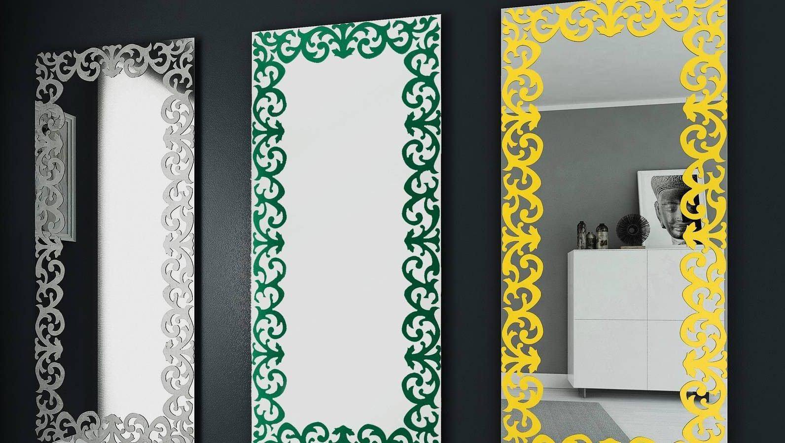 14 specchi di ogni forma, materiale e dimensione - Cose di Casa