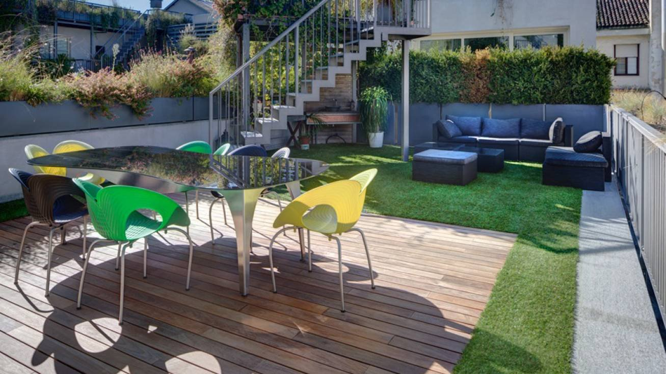 Pavimenti sopraelevati per interni e per esterno - Cose di Casa