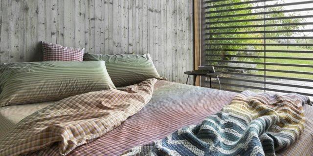 Lenzuola e completi per il letto, confortevoli con stile