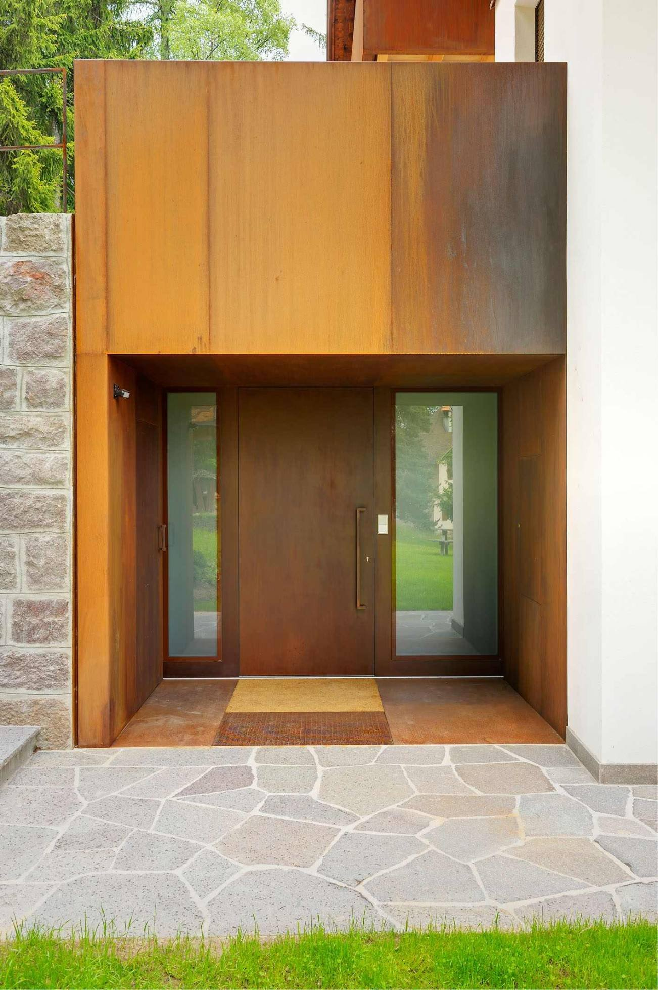 Porta di ingresso guida all 39 acquisto cose di casa - Porte da ingresso prezzi ...