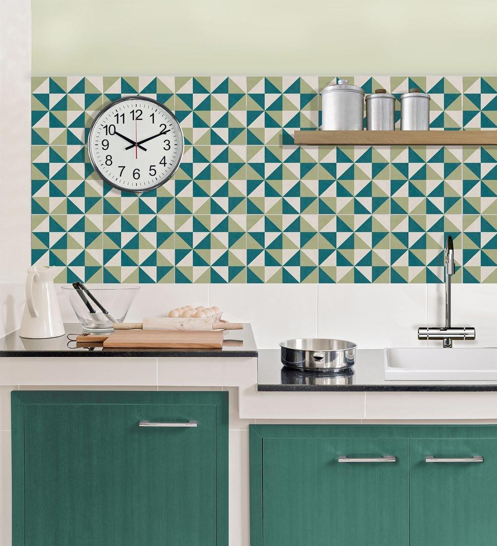 Adesivi Murali Finte Finestre.Adesivi C Per Parete O Pavimento 14 Soluzioni Per Un Nuovo Look