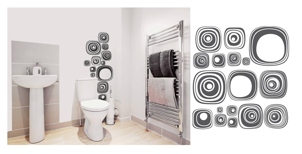 Adesivi c per parete o pavimento 14 soluzioni per un nuovo look cose di casa - Carta adesiva rivestimento mobili ...