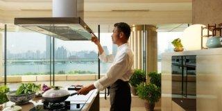 Cappa in cucina: 5 cose da sapere per non sbagliare