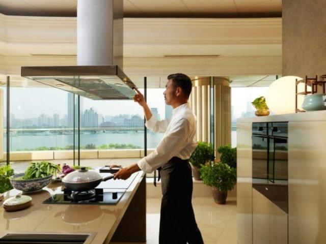 cappa in cucina Franke Crystal_Black_Shanghai.1474614490018