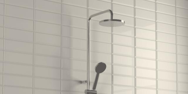 Cambiare la doccia senza spaccare