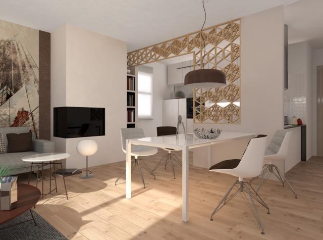 Dividere cucina e soggiorno - Mobili Giardina - Biancavilla - Catania